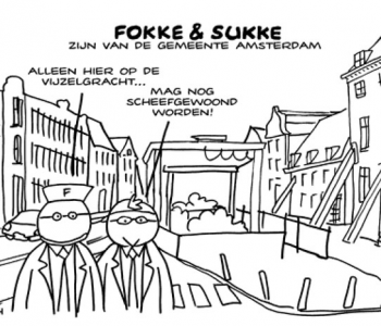 Thumbnail image for fokke & sukke amsterdamse scheve huizen