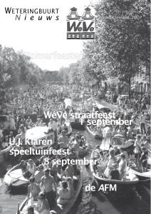 WéVé Nieuws Zomer-Herfst'07