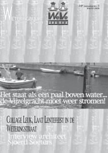 WéVé Nieuws herfst 2005 cover